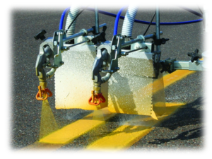 Желтый цвет дорожной разметки - консультация автоюристов