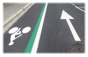 Новые правила дорожной разметки в Москве