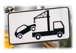 За что автомобиль в Москве могут отправить на штрафную стоянку?
